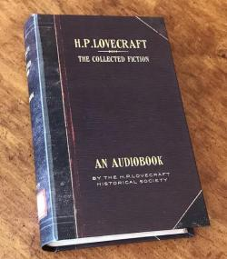 The HP Lovecraft Omnibus Collection (own + collab.) - USB Audiobook