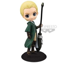 Draco Malfoy Quidditch Style Version A Q Posket Mini Figure