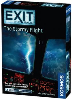 EXIT - Stormy Flight