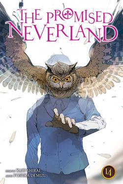 The Promised Neverland Vol 14