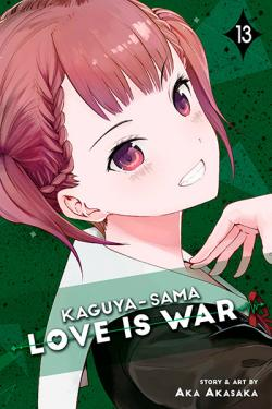 Kaguya-Sama: Love is War Vol 13