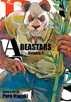 Beastars Vol 5