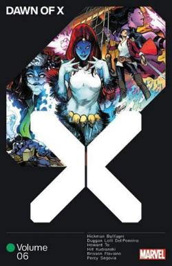 Dawn of X Vol 6