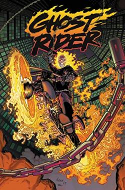 Ghost Rider Vol 1: King of Hell