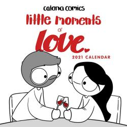 Little Moments of Love 2021 Wall Calendar