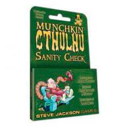 Munchkin Cthulhu - Sanity Check