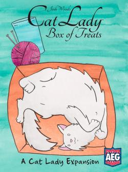 Cat Lady - Box of Treats Expansion