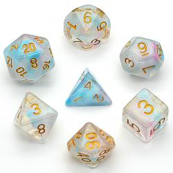 The Healing Spring (set of 7 dice)