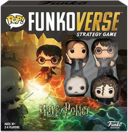 Harry Potter Pop! Funkoverse Strategy Game Base Set