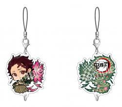 Chain Collection Kamado Tanjiro Birth Flower Ver.