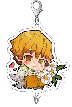 Chain Collection Agatsuma Zenitsu Birth Flower Ver.