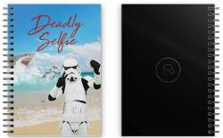 Original Stormtrooper Notebook Deadly Selfie
