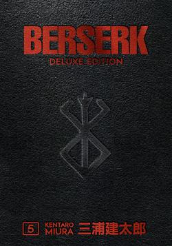 Berserk Deluxe Edition Vol 5