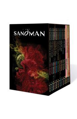 Sandman Box Set Expanded Edition