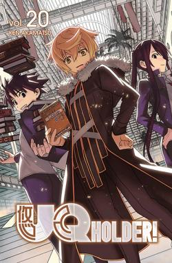UQ Holder! vol 20