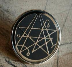 Necronomicon Gate Pin