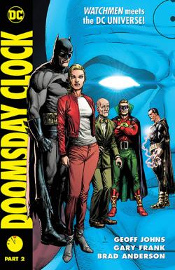Doomsday Clock Part 2 with free slipcase