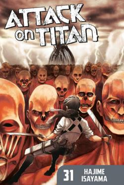 Attack on Titan vol 31