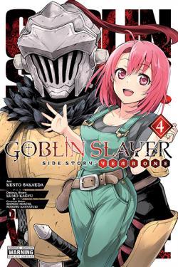 Goblin Slayer Side Story Year One Vol 4