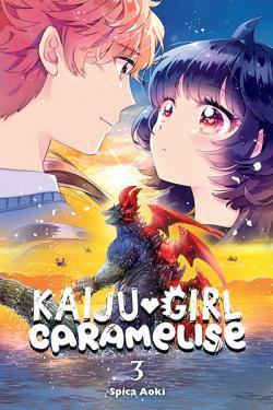 Kaiju Girl Caramelise Vol 3