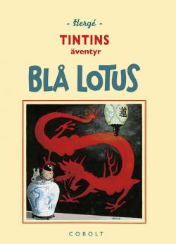 Blå lotus - retroutgåva