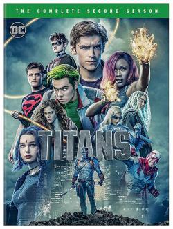 Titans, The Complete Second Season