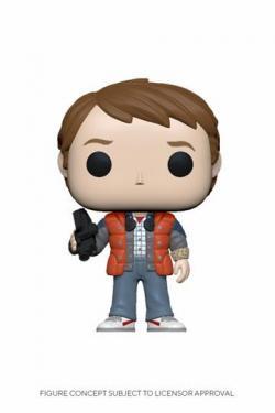 Marty in Puffy Vest Pop! Vinyl Figure