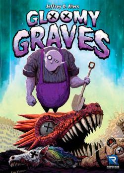 Gloomy Graves Card Game