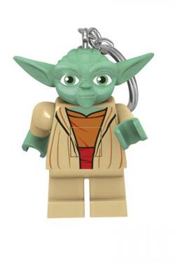 LEGO Star Wars Light-Up Keychain Yoda