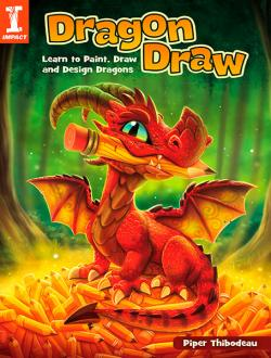 Dragon Draw: Learn to Paint, Draw and Design Dragons