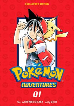 Pokemon Adventures Collector's Edition Vol 1