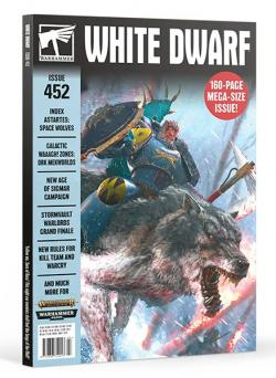 White Dwarf Monthly Nr 452 Mars