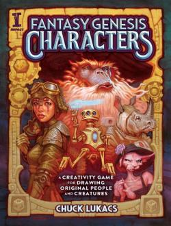 Fantasy Genesis Characters: A creativity game