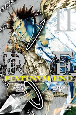 Platinum End Vol 11