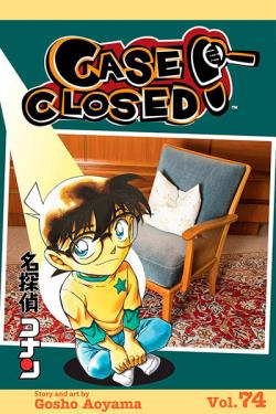Case Closed Vol 74