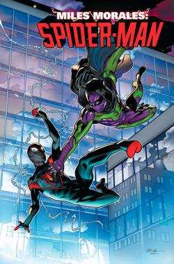 Miles Morales Vol 3: Family Business