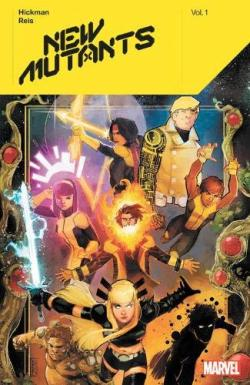 New Mutants by Jonathan Hickman Vol 1