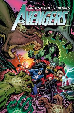 Avengers by Jason Aaron Vol 6: Starbrand Reborn