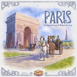 Paris - Board Game