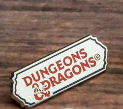 Enamel Pin Dungeons & Dragons