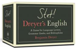 STET! Dreyer's English: A Game for Language Lovers