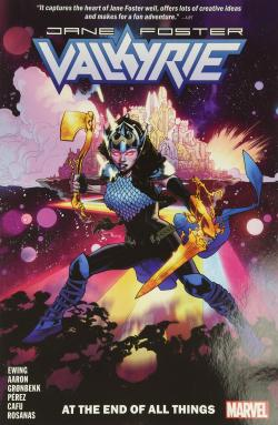Valkyrie Jane Foster Vol 2