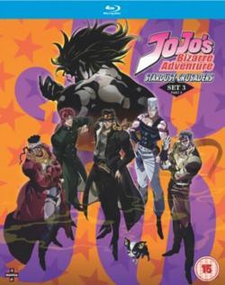 JoJo's Bizarre Adventure Set 3 Stardust Crusaders Part 2