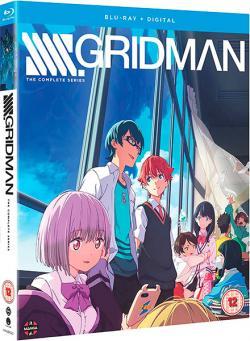 Ssss.Gridman Complete Series
