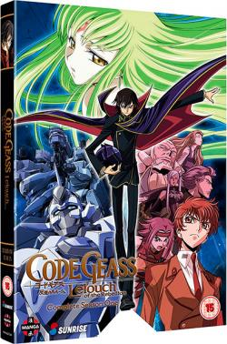 Code Geass: Lelouch of the Rebellion, Complete Season 1
