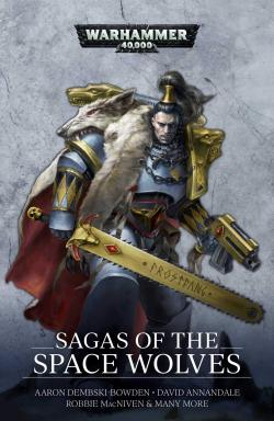 Saga of the Space Wolves