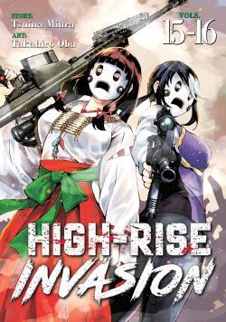 High-Rise Invasion Vol 15-16