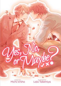 Yes, No, or Maybe? Light Novel