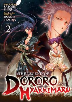 The Legend of Dororo and Hyakkimaru Vol 2