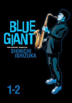 Blue Giant Omnibus Vol 1-2